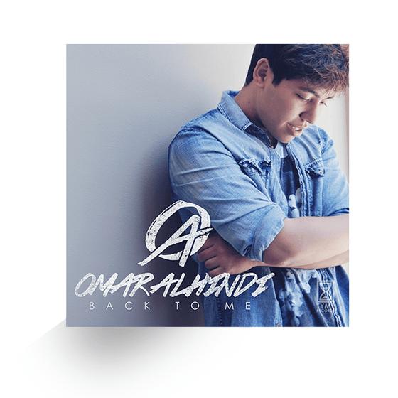 "Image of Omar Alhindi ""Back to Me"" EP  (Signed)"