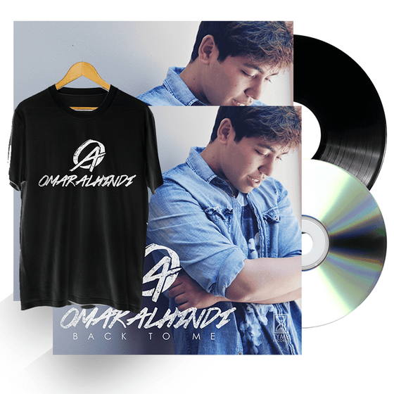 """Image of """"Back to Me"""" SIGNED DELUXE FAN BUNDLE"""