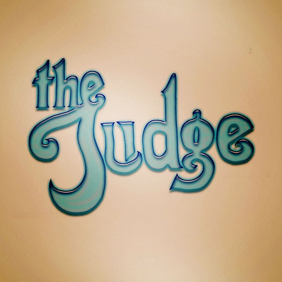 Image of The Judge - S/T CD