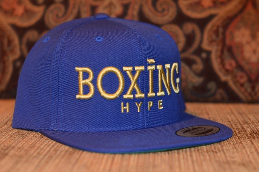 Image of Blue Collection SnapBacks (4 styles)
