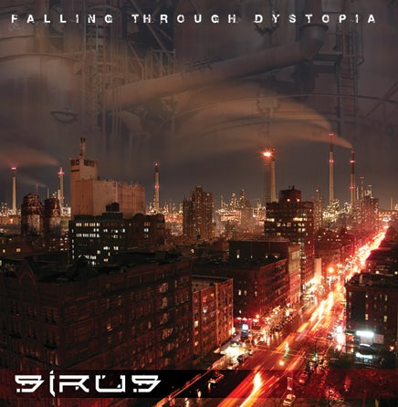 SIRUS Falling Through Dystopia CD