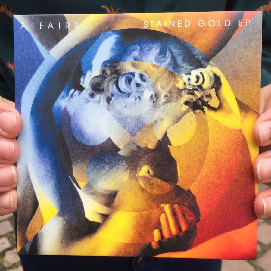 Image of Stained Gold - EP