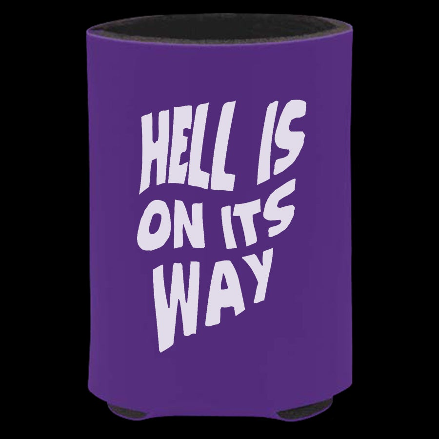 """Image of Windhand: """"Satan House"""" Coozie"""