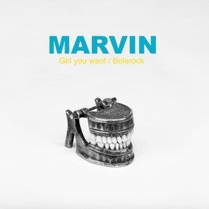 """Image of Marvin - """"Girl You Want"""" / """"Bolerock"""" (EP)"""