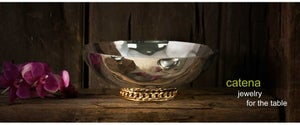 Image of Beatriz Ball Catena Bowl (Large) 13 x 13 x 4 1/2