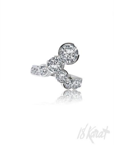 Jeanette's Diamond Ring - 18Karat Studio+Gallery