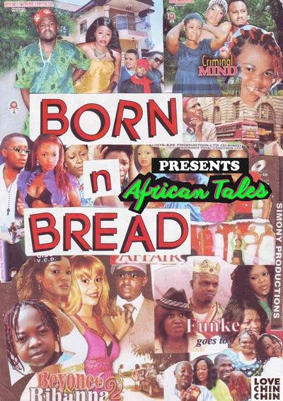 Image of BORN n BREAD African Tales Zine Issue 3