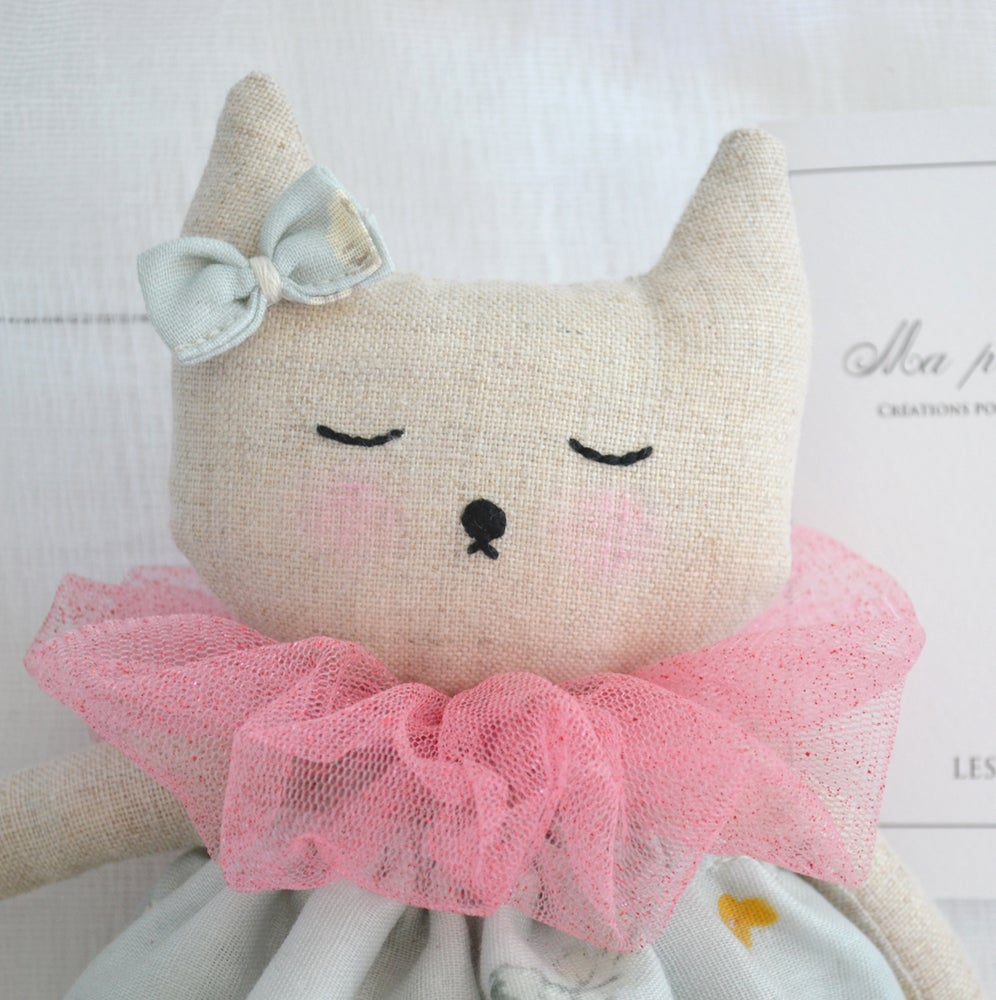 """Image of """"Ma petite poupée de lin"""" 4"""