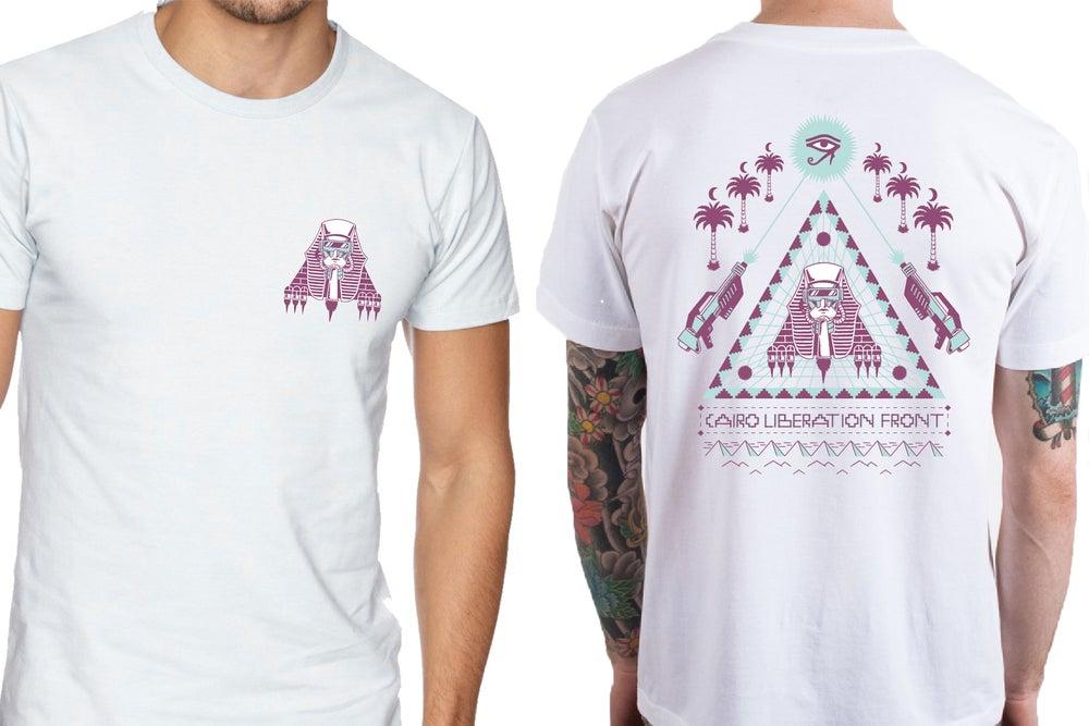 Image of CLF SPACESFINX shirt