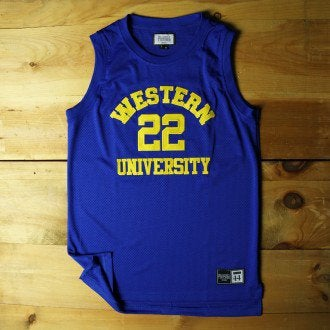 Image of BUTCH MCRAE BLUE CHIPS JERSEY