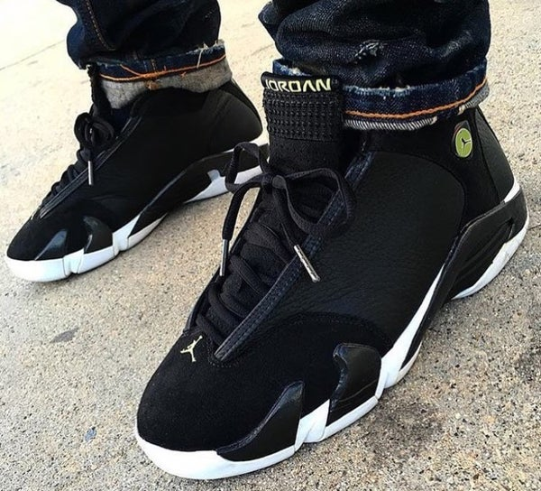 Image of AIR JORDAN 14 INDIGO | MEN SIZE