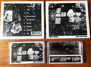 """Image of """"THROW YOUR SHADOW"""" (2016) CD or Tape"""