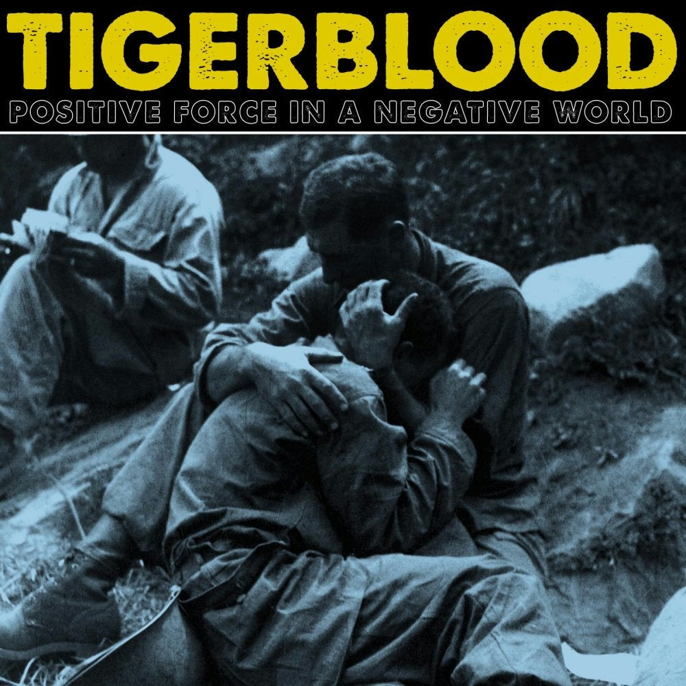 Image of Tigerblood - Positive Force In A Negative World CD