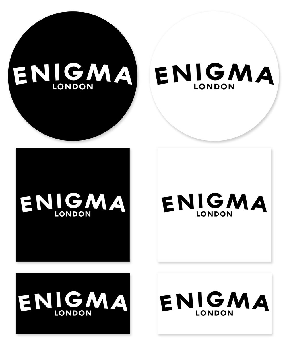 Image of Contrast London Sticker Pack