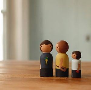 Image of Cake-topper enfant personnalisé