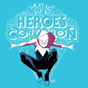 Image of HeroesCon 2015 Spider-Gwen T-shirt