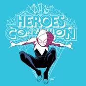 Image of HeroesCon 2015 Spider-Gwen T-shirt