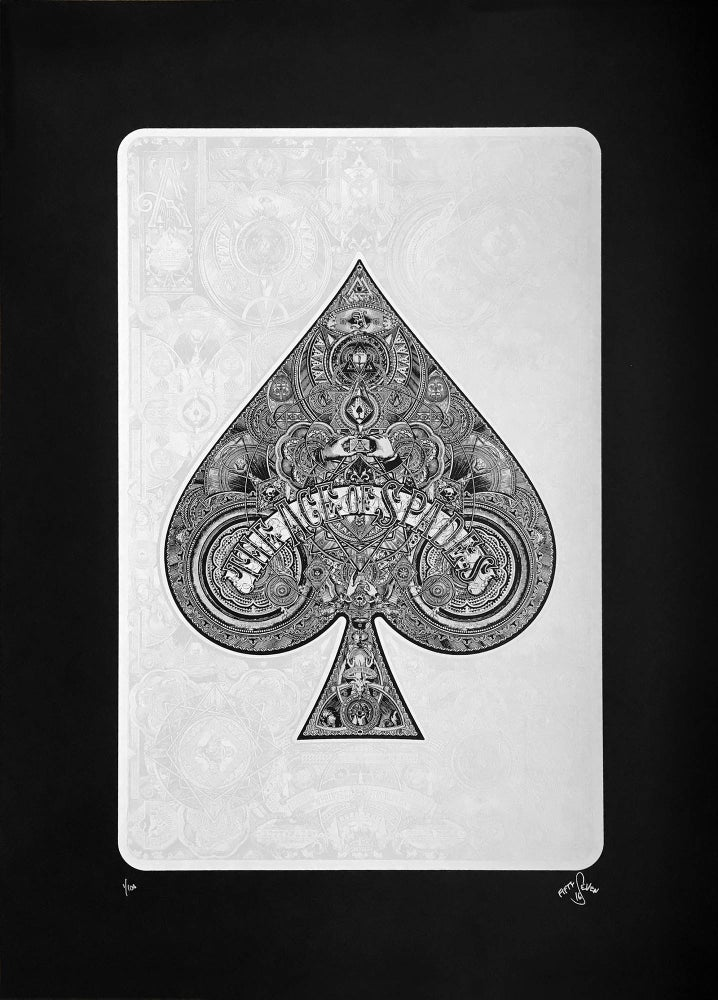 Image of Ace Of Spades 2 - 500x700