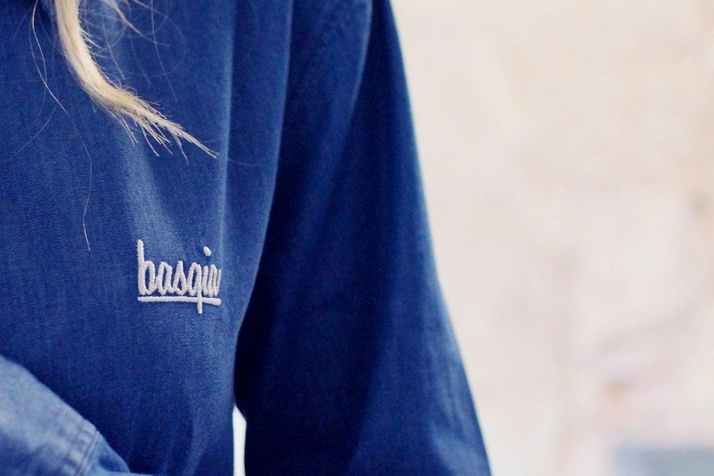 Image of Logo Denim Shirt