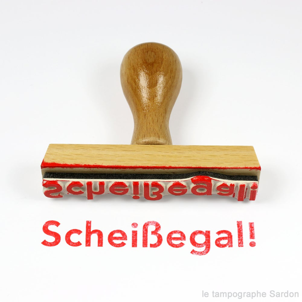 Image of Scheissegal!