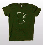 Image of Low Minnesota T-Shirt