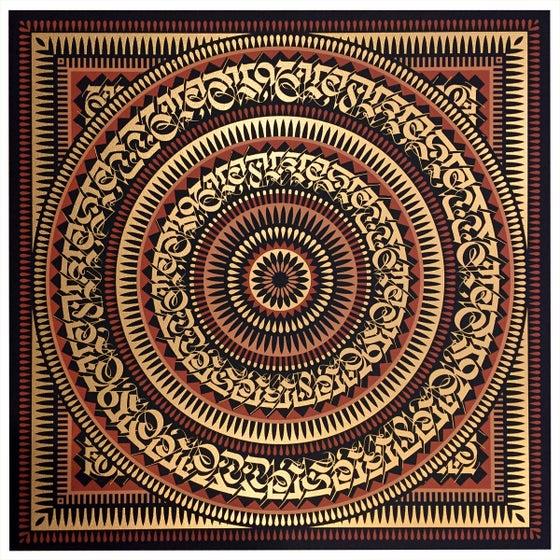 Image of 'BODHISATTVA' Limited Edition Print