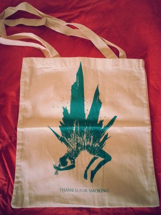 Image of TUFS - TOTE BAG