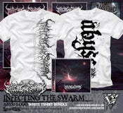 Image of INFECTING THE SWARM - Abyss Logo Tshirt CD / Digipack Bundle