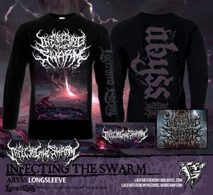 Image of INFECTING THE SWARM - Abyss Album Longsleeve