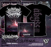 Image of INFECTING THE SWARM - Abyss TS CD / Digipack Bundle
