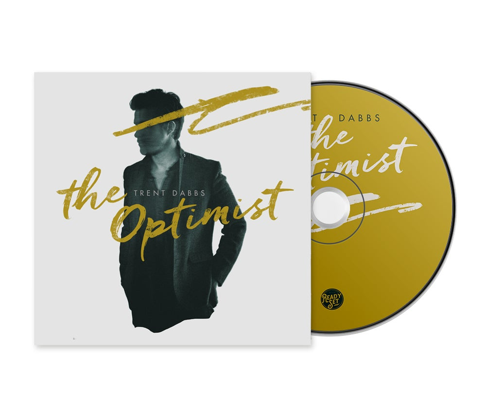 Image of The Optimist CD