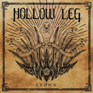 Image of Hollow Leg - Crown LP