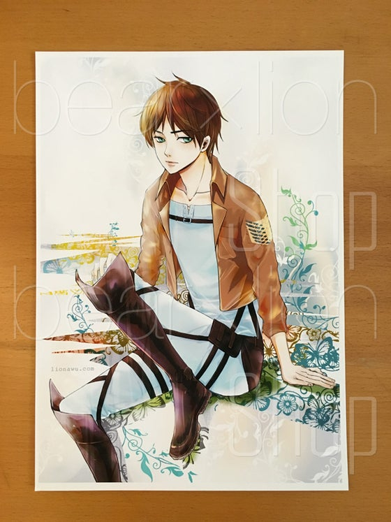 Image of Prints - Eren Yeager