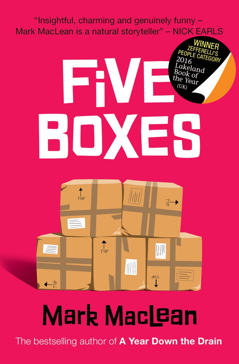 Image of Five Boxes