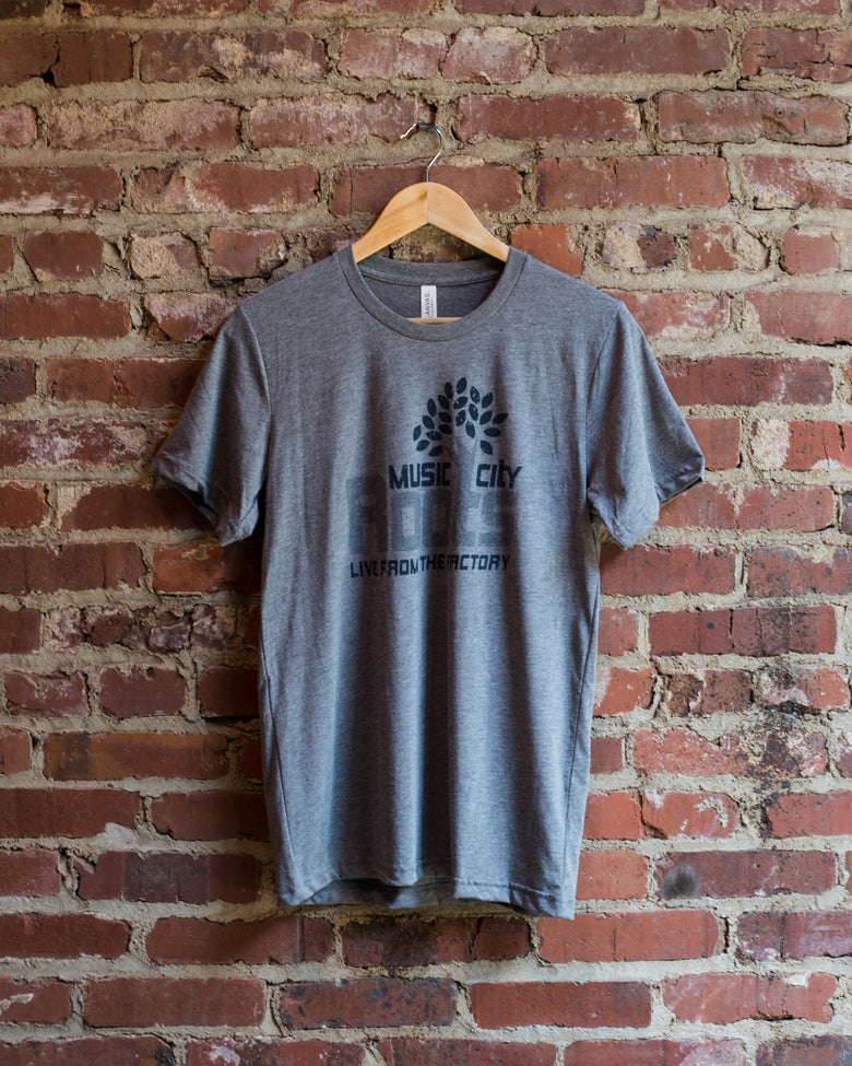 Image of Grey Logo T-Shirt