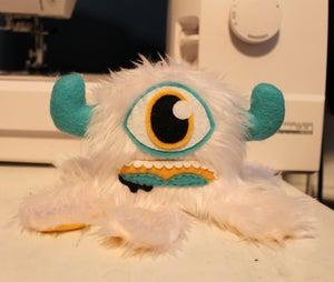 Image of Little Snowball Monstroctopus