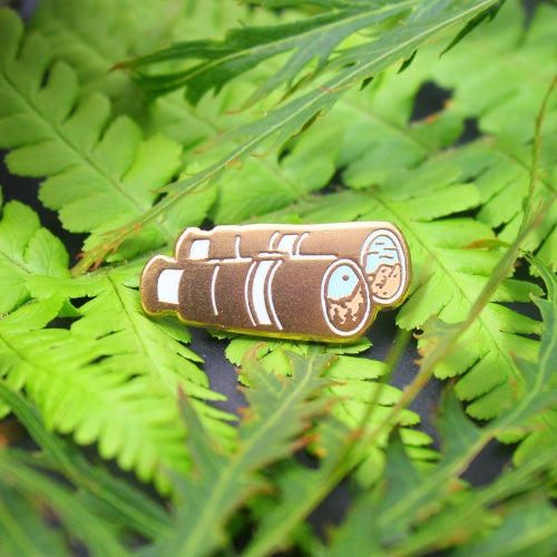 Image of Searcher Pin