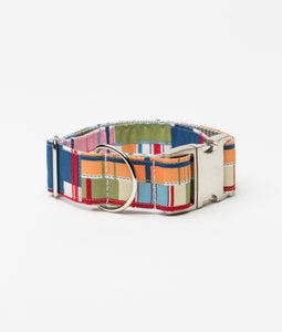 Image of Madras Plaid - Dog Collar in the category  on Uncommon Paws.