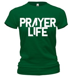 Image of Prayer Life Women's Tee