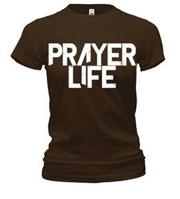 Image of Prayer Life Women's Tee