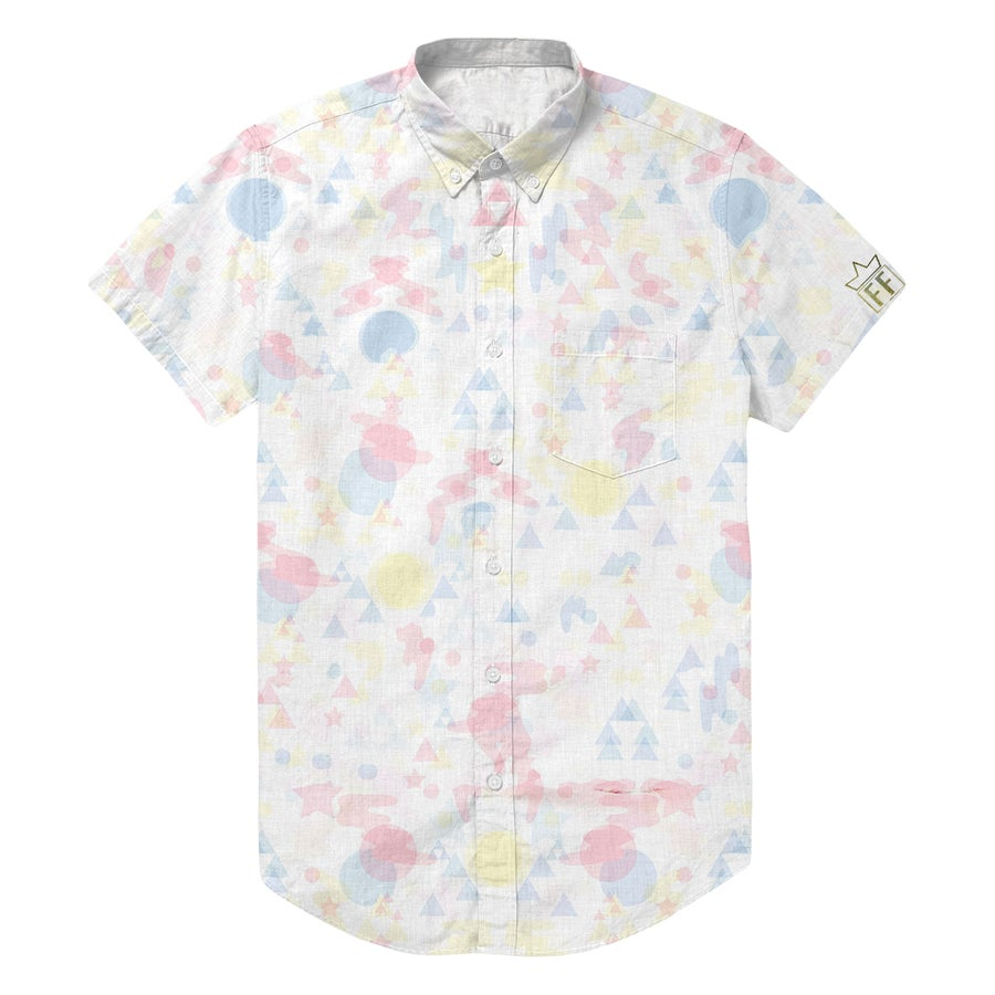 Image of Geometrical Shapes Shirt