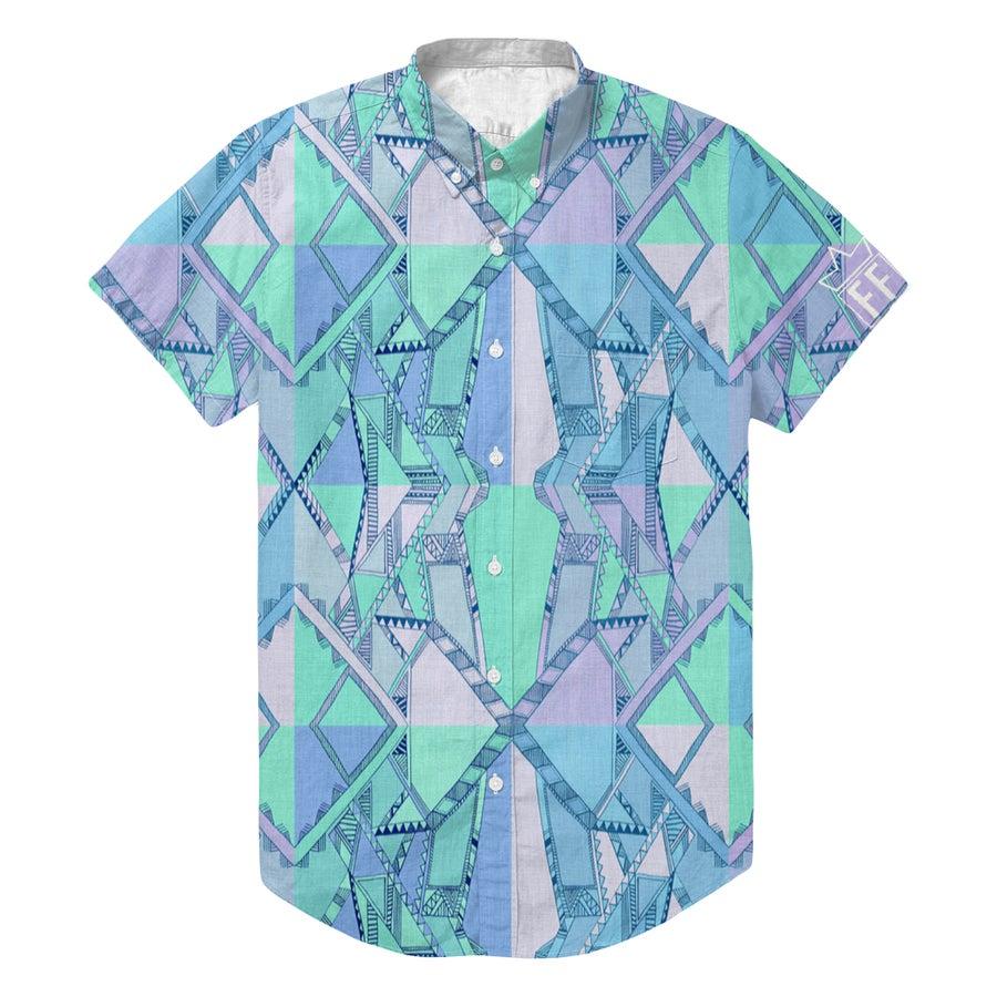 Image of Aztec Shapes Shirt