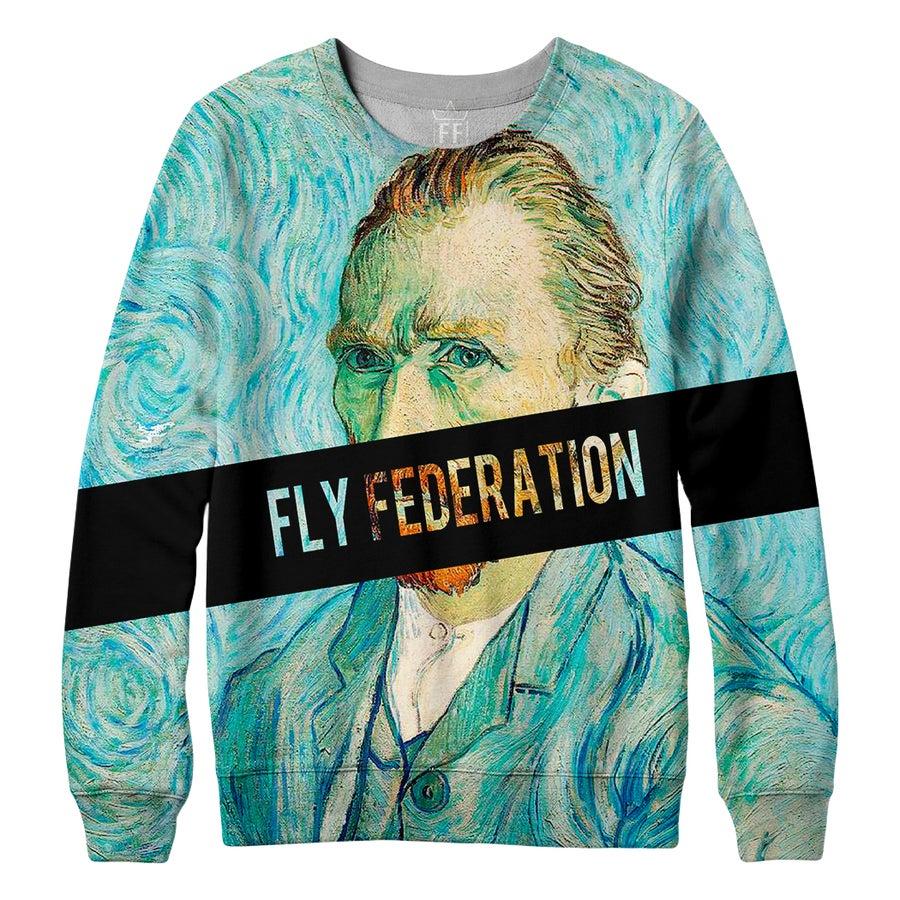 Image of Van Gogh Sweatshirt