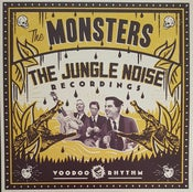 Image of LP & CD The Monsters : The Jungle Noise Recordings.
