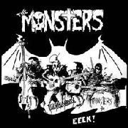 Image of LP & CD The Monsters : Masks.   The one that started it all !