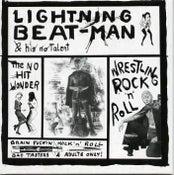 Image of LP Lightning Beatman & His No Talent : Wrestling R'n'R.