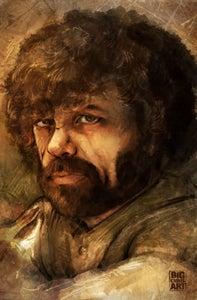 Image of GOT - Tyrion Lannister - Color Print