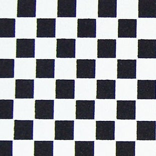 Image of BLACK DIAMOND CHECKERED GRIPTAPE SHEET