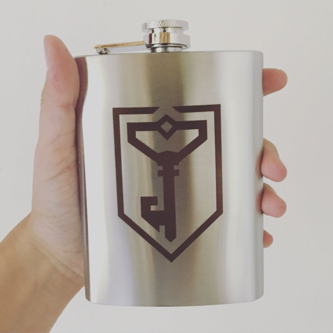 Image of Ingress Resistance 8oz Flask
