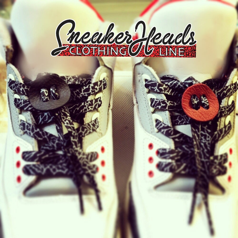 """Image of Exclusive """"Leather"""" LE Lacelocks (3 colorways)"""
